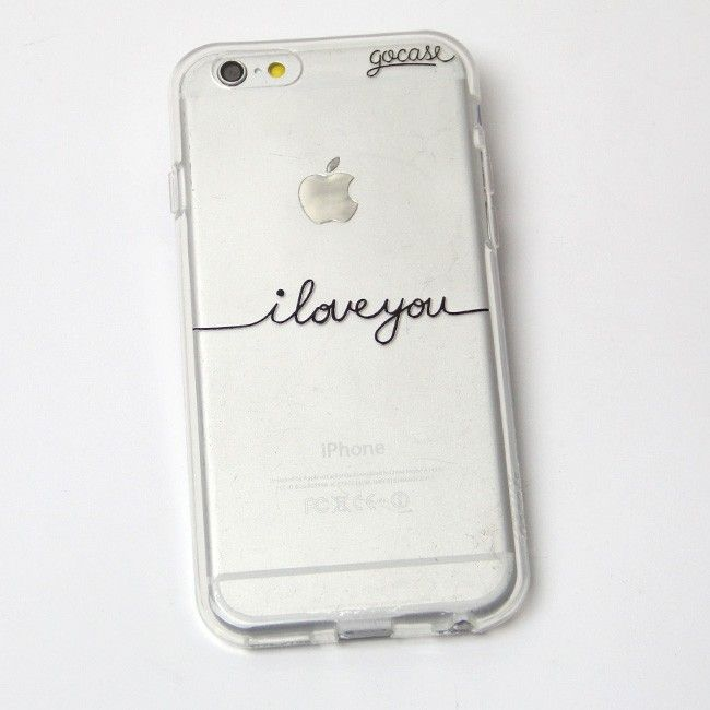 Custom Phone Case I Love You (Custom) and i mean it