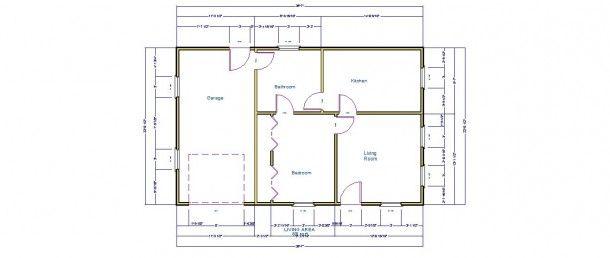 http://www.jambic.com/elegant-simple-house-plans/ Elegant Simple House Plans : Simple House And Garage Simple House Plans