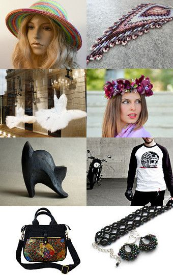 treasures from shops of my friends by Ilona on Etsy--Pinned with TreasuryPin.com
