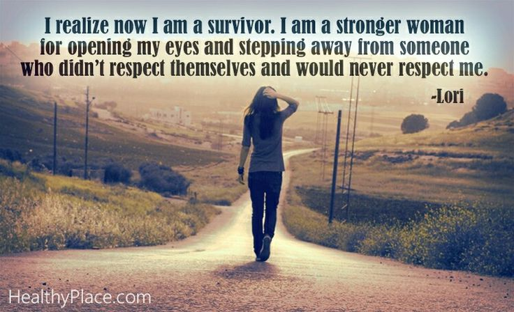 I am a survivor.  Narcissistic Abuse Recovery.