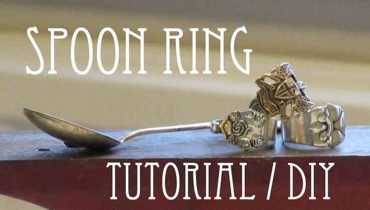 Spoon Ring – DIY Tutorial
