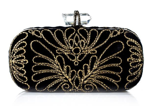 Marchesa's Fall 2012 evening bags