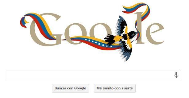 Doodle Google July 5 Venezuela