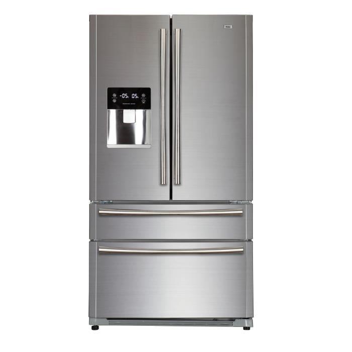 HAIER B20FWRSS Réfrigérateur Américain pas cher prix promo Réfrigérateur Americain Cdiscount 1 259.99 € TTC au lieu de 1 999 €