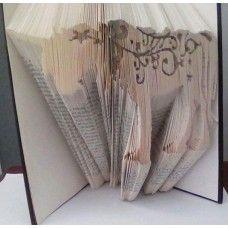 Unicorn Book Folding Patterns / Templates and Book Folding Software on Bookami®
