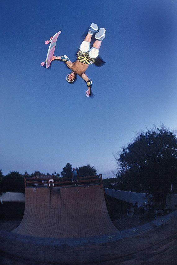 80s Skate Photo  Christian Hosoi Christ by jgrantbrittainphotos