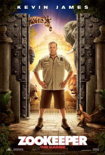 Zookeeper - A group of zoo animals decide to break their code of silence in order to help their lovable zoo keeper find love -- without opting to leave his current job for something more illustrious.: Zoos Animal, Funny Movie, Zookeep 2011, Families Movie, Kevin James, Watches Movie, Favorite Movie, Movie Online, Movie Theme
