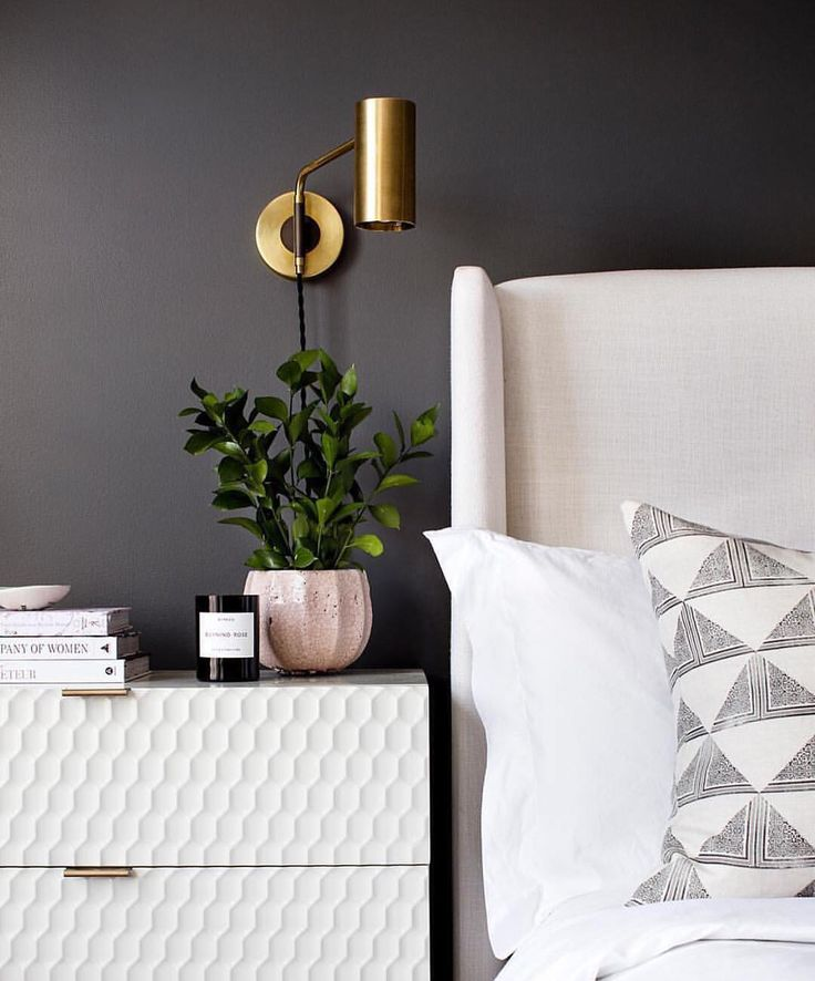 "6,253 Likes, 26 Comments - west elm (@westelm) on Instagram: ""Plans for today: ✔️nothing ✔️at ✔️all. #lazysundy Shop our Audrey Nightstand with the link bio. Thx…"""