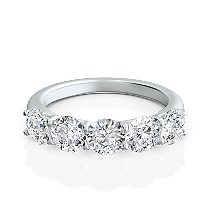 engagement ring inspiration helzberg diamonds 1 ct tw diamond band in platinum