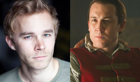 Outlander Casting Stagione 2: Laurence Dobiesz è Alex Randall.