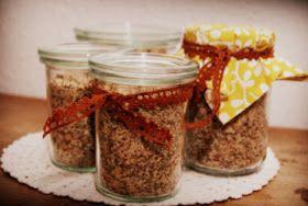 Simeas Welt: Geschenke aus der Küche: leckeres Würz-Pesto