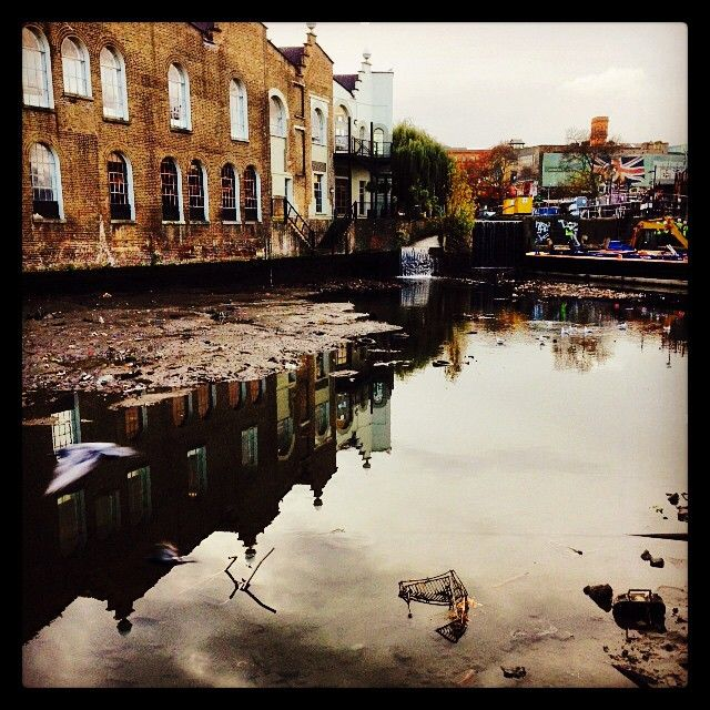 Not so #beautiful #Camden #canal drained with standard shopping trolley! Get the #Kooky #London #App http://bit.ly/11XgicP #ig_London #igLondon #London_only #UK #England #English #GreatBritain #British #iPhone #quirky #odd #weird #photoftheday #photography #picoftheday #igerslondon #londonpop #lovelondon #timeoutlondon #instalondon #londonslovinit #mylondon #Padgram