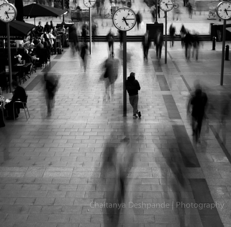 Embrace the Blur: Go Try Long-Exposure Street Photography via @500px #phototips #photography