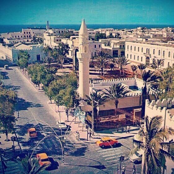 Somalia...