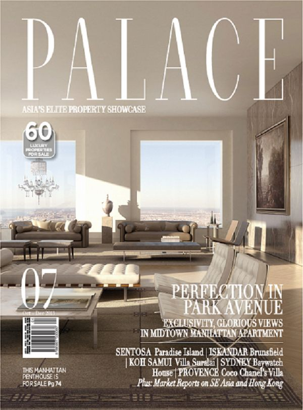 Singapore Magazine Publisher Heart Media Relaunches Upscale Real Estate Check It Out At