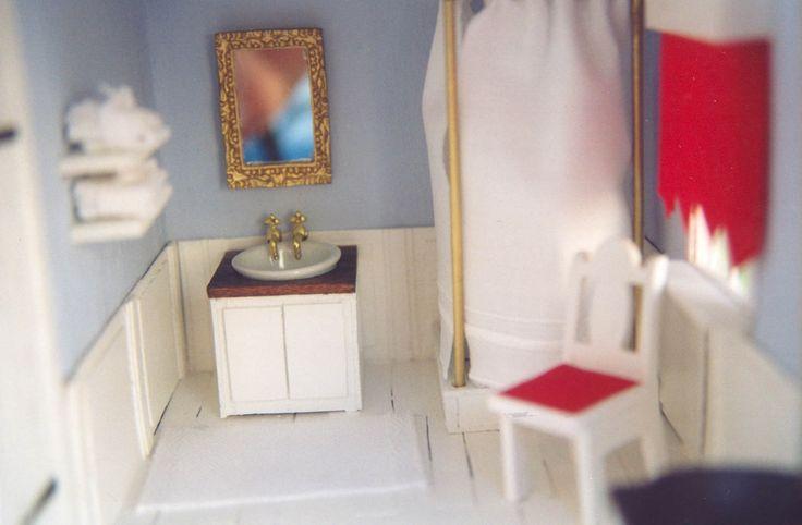 Bathroom Lundby Dollhouse