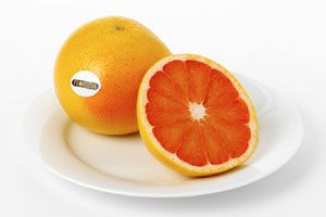 Real Florida Grapefruit Curd - foodies