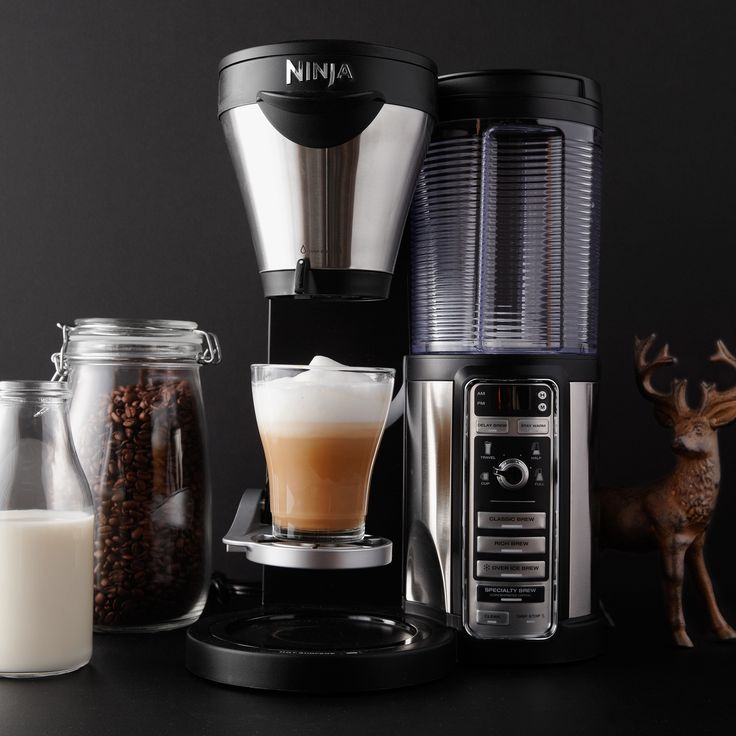 Give the coffee lover the perfect caffeine fix this holiday season. #Christmas #kitchen #appliances #coffee