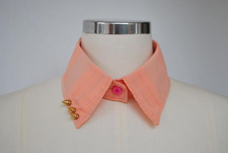 collar collar #spike #spikey #collar #pitikare #ekoseli #yaka #kurukafa