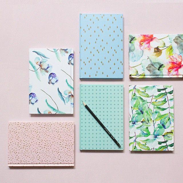 Notebooks in stores now. New design. DKK 12,48 / SEK 17,70 / NOK17,60 / € 1,77…