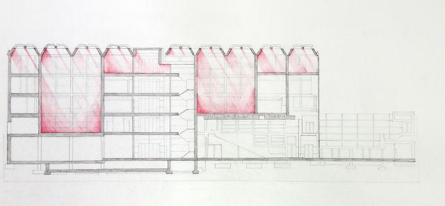 Yale center, Louis Kahn