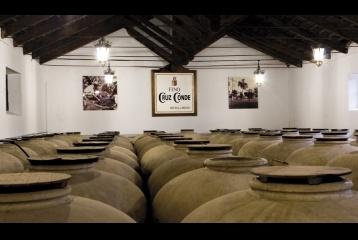 Bodegas Cruz Conde - Bodega tradicional de fermentación