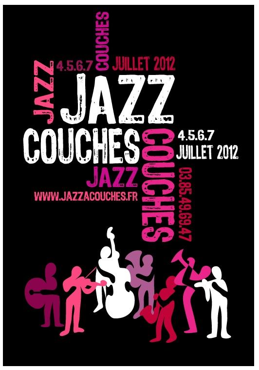 JAZZ A COUCHES à Couches (71) du 4 au 7 juillet