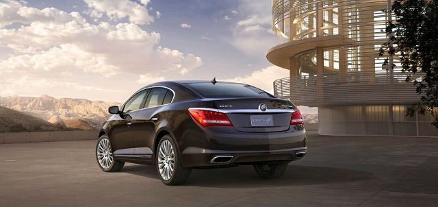 2016 Buick Lacrosse Redesign