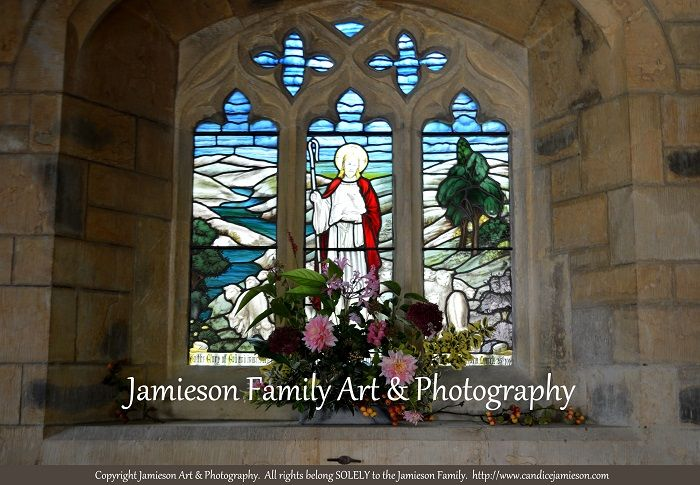 John the Baptist North Cheriton UK photographed by Artist and professional photographer Candice Jamieson