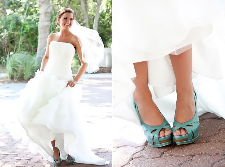 Something blue #shoes: Fashion Shoes, Blue Fashion, Wedding Shoes, Shoes Fashion, Wedding Photo, Blue Shoes, Something Blue, Girls Shoes, Bridal Shoes
