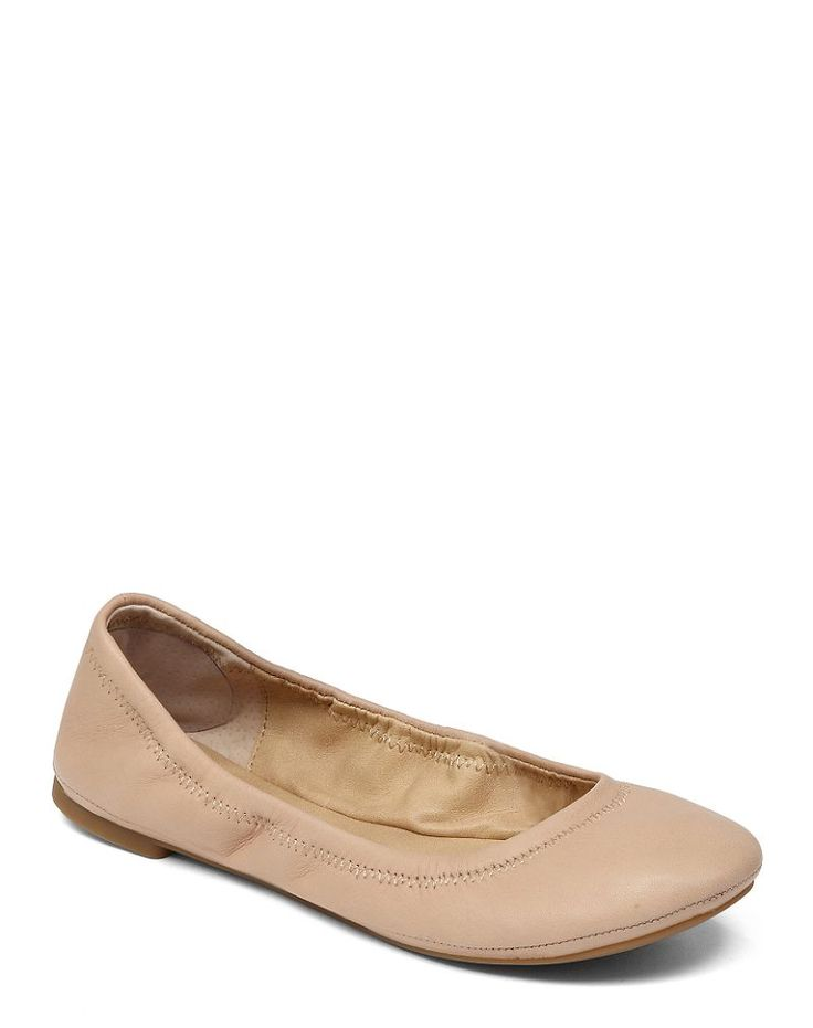 Lucky Brand Emmie Flats Womens - Nude (7)