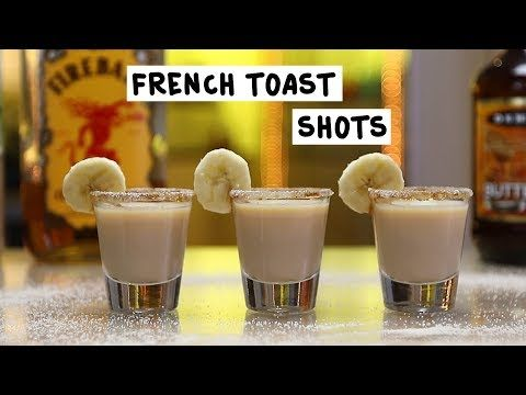 The Fireball French Toast Shot is the New Adult Breakfast | Whiskey Riff