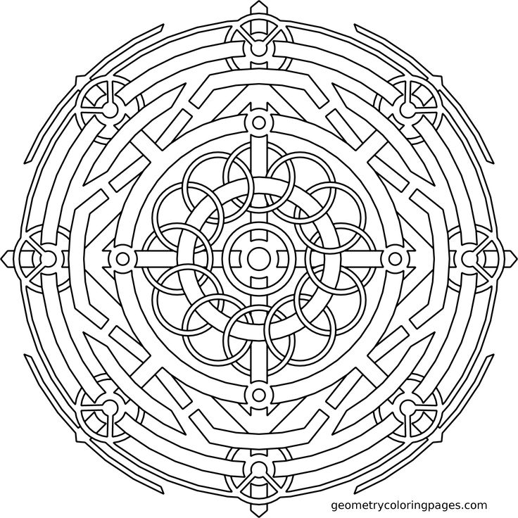 Fabulous Abstract Coloring Books