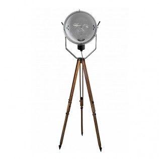 Staande tripods lamp Philips