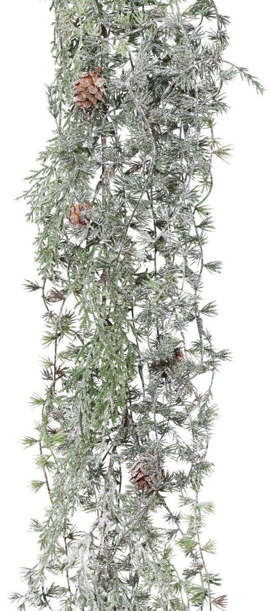 Tannengirlande gefrostet grün, yourhome Jetzt bestellen unter: https://moebel.ladendirekt.de/weihnachten/weihnachtsdeko/?uid=d812da49-3a77-5986-ac3e-4beb98f35af3&utm_source=pinterest&utm_medium=pin&utm_campaign=boards #gefrostet #weihnachten #weihnachtsdeko #tannengirl