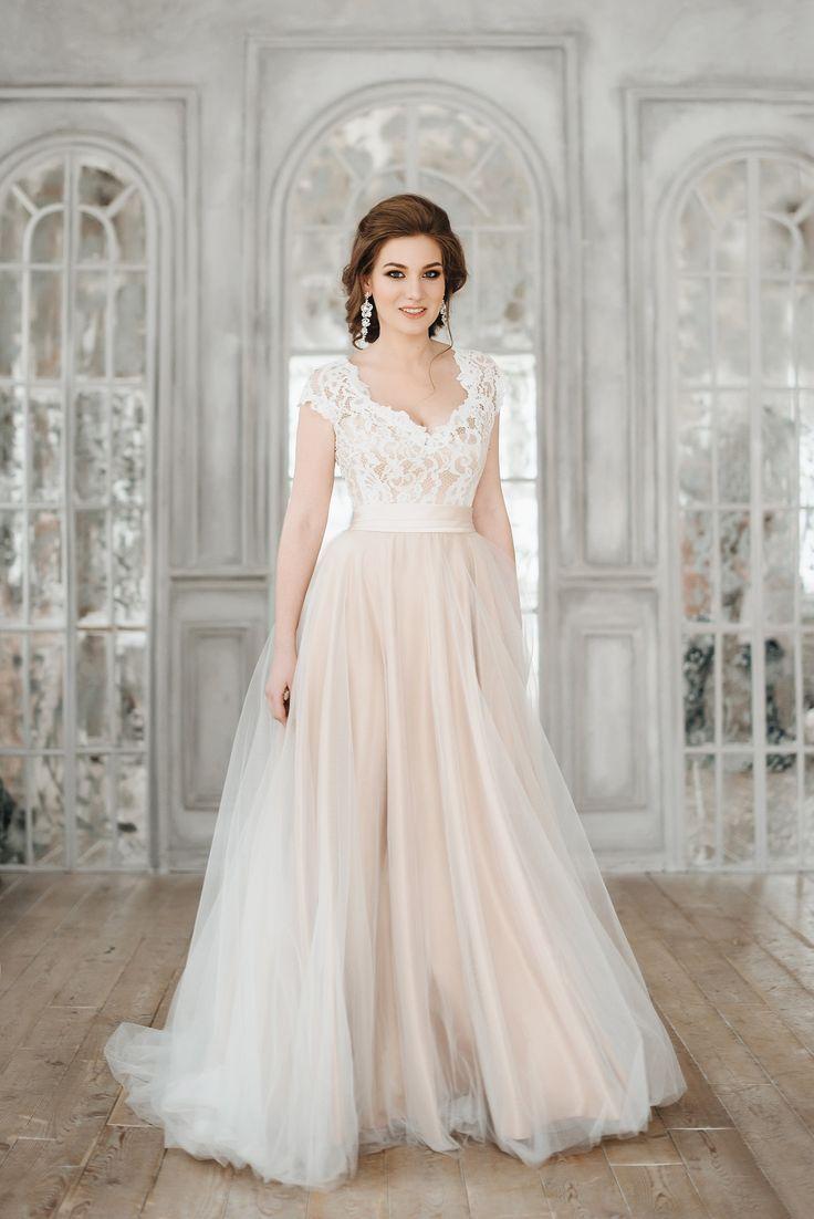 Свадебное платье Турмалиновая ночь