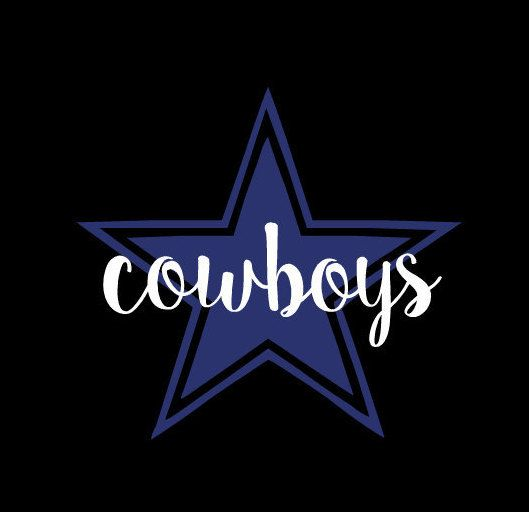 Dallas Cowboys Truck Decals