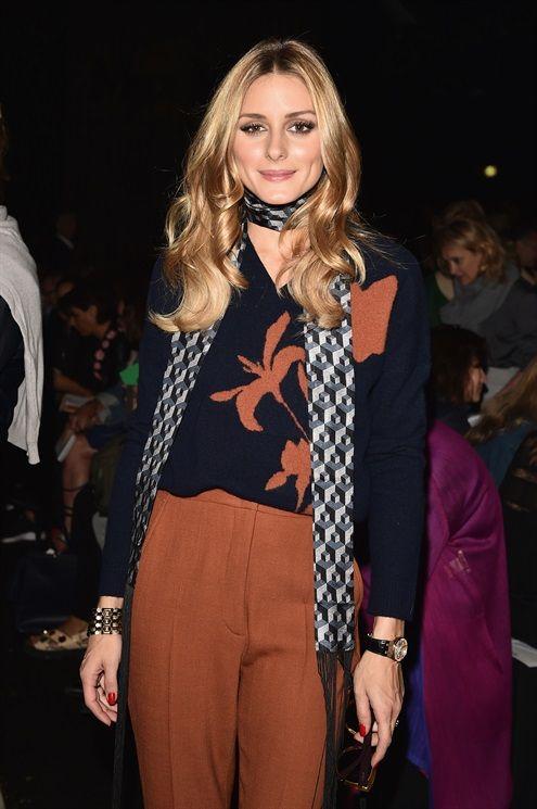 Olivia Palermo - Max Mara SS17 MFW Front Row: Settimana della Moda di Milano, le star -  September 2016 - Vogue.it