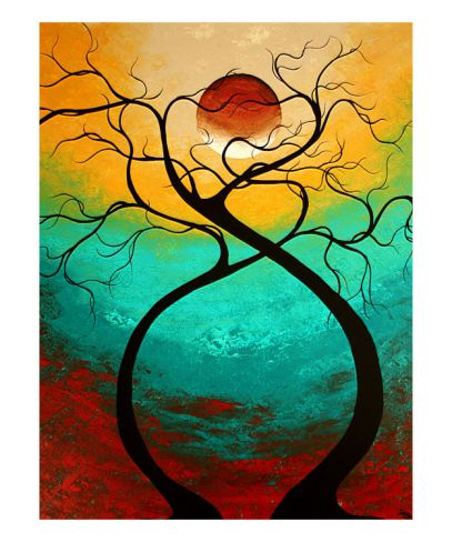 Twisting LoveTwisting Love  By Megan Aroon Duncanson                                                                   |