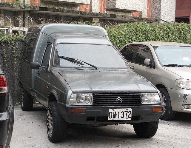 Citroën C15   by rvandermaar