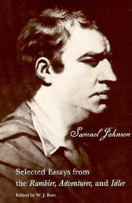 essays of samuel johnson