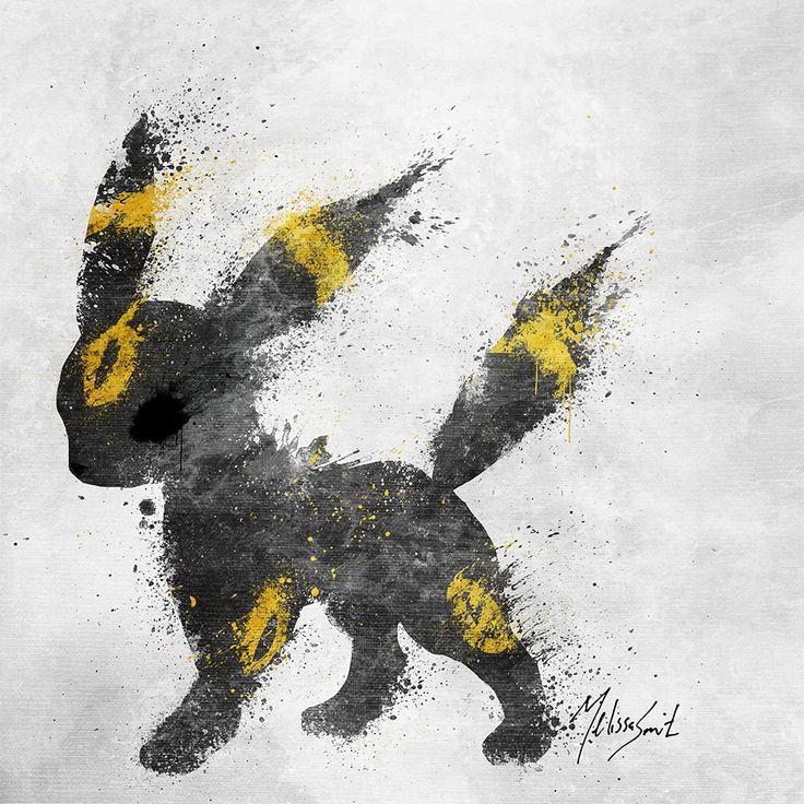 Umbreon by *BOMBATTACK on deviantART