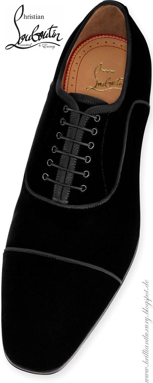 Brilliant Luxury ♦ Christian Louboutin Greggo Orlato Flat