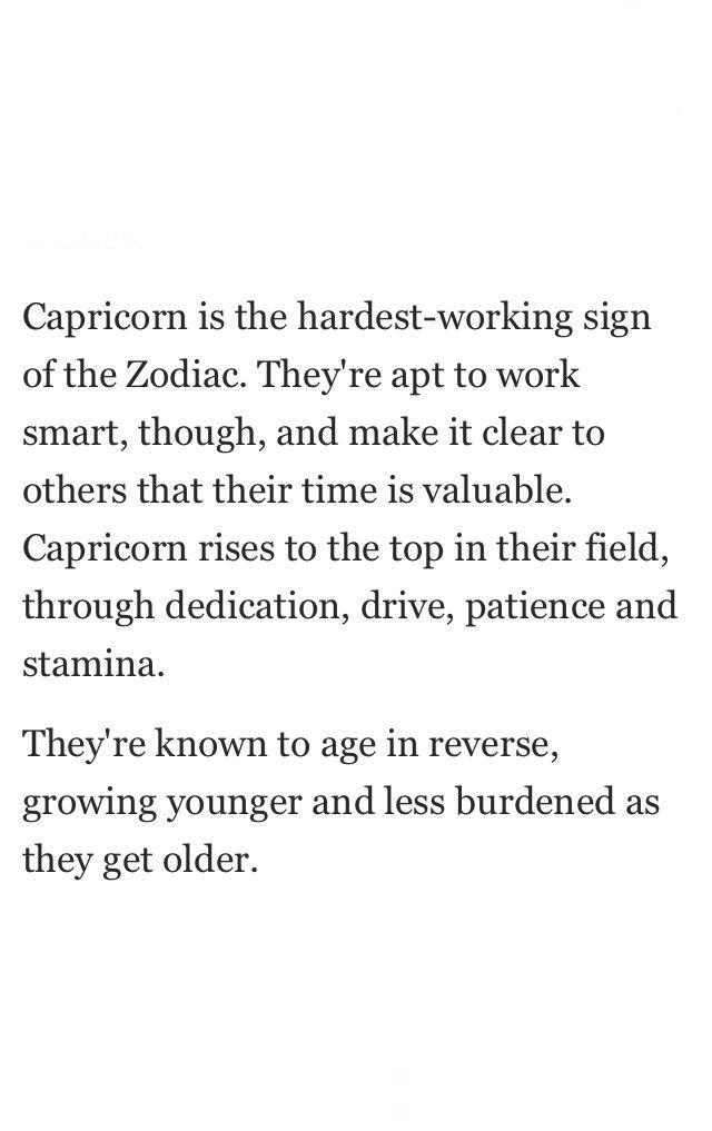 Capricorn Qualities | ThoughtCo.com