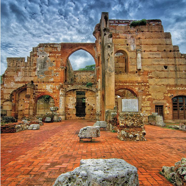 La Villa de Santo Domingo I The Town of Santo Domingo I Casas Historicas : Learn more at http://casashistoricasrd.com/
