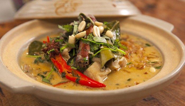 Chicken Massaman Curry - Good Chef Bad Chef