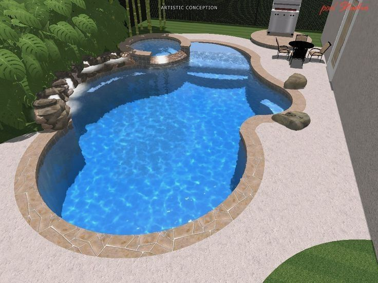 Simple Swimming Pool Ideas: 25+ Inspiring Designs for Your ...