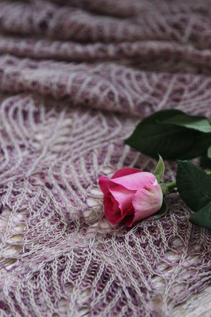 Autumn lace by Nancy Marchant