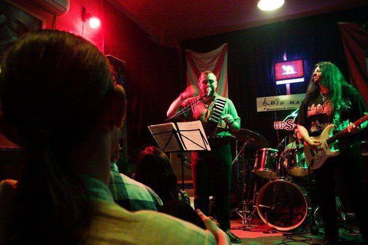 Concert Marcian Petrescu și Trenul de Noapte #bulzandblues #frd2014 www.bulzandblues.ro