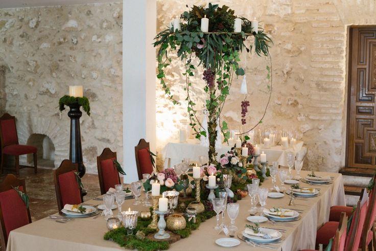 Декор свадьбы в Антекере, Испания || Wedding Decor in Antequera || Decoracion de boda en Antequera, Spain